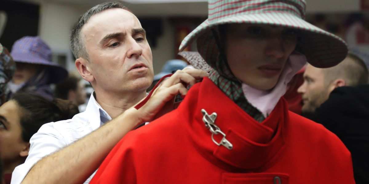 Raf Simons Officially Parts Ways with Calvin Klein