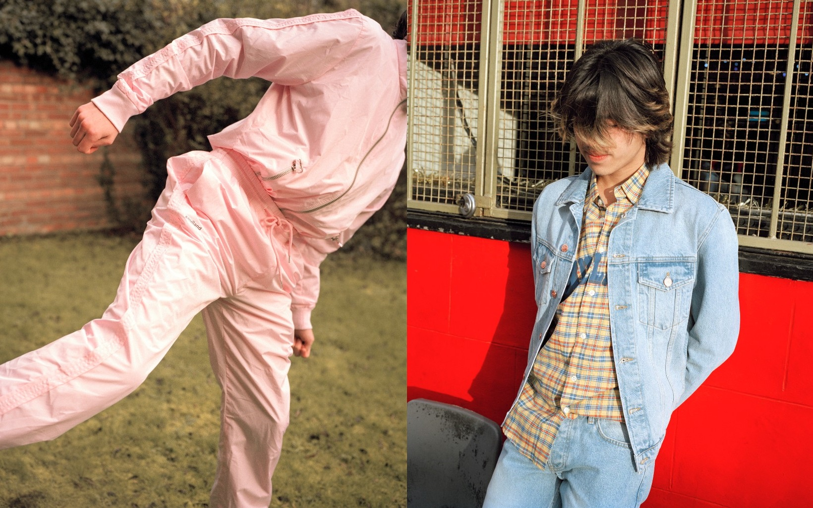 Soulland Go Clean and Colourful with Their SS19 Lookbook