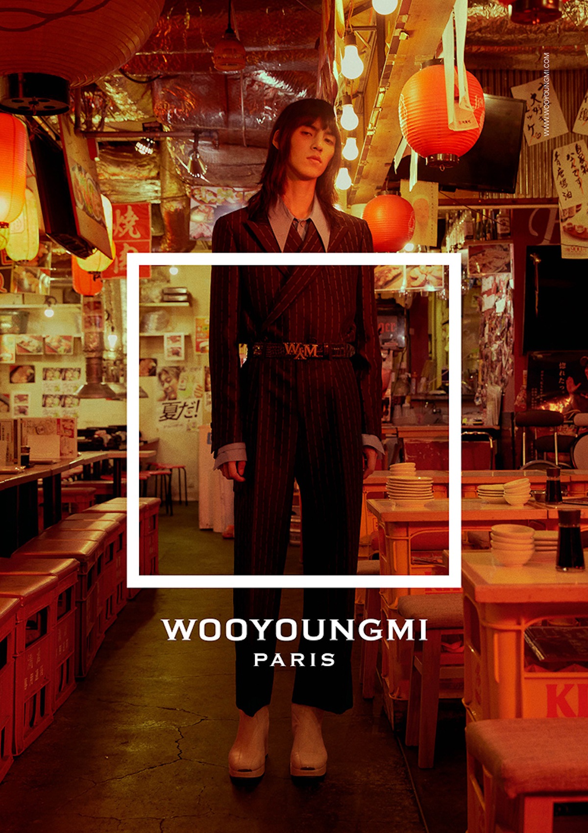 Wooyoungmi Drop Spring/Summer 2019 Campaign