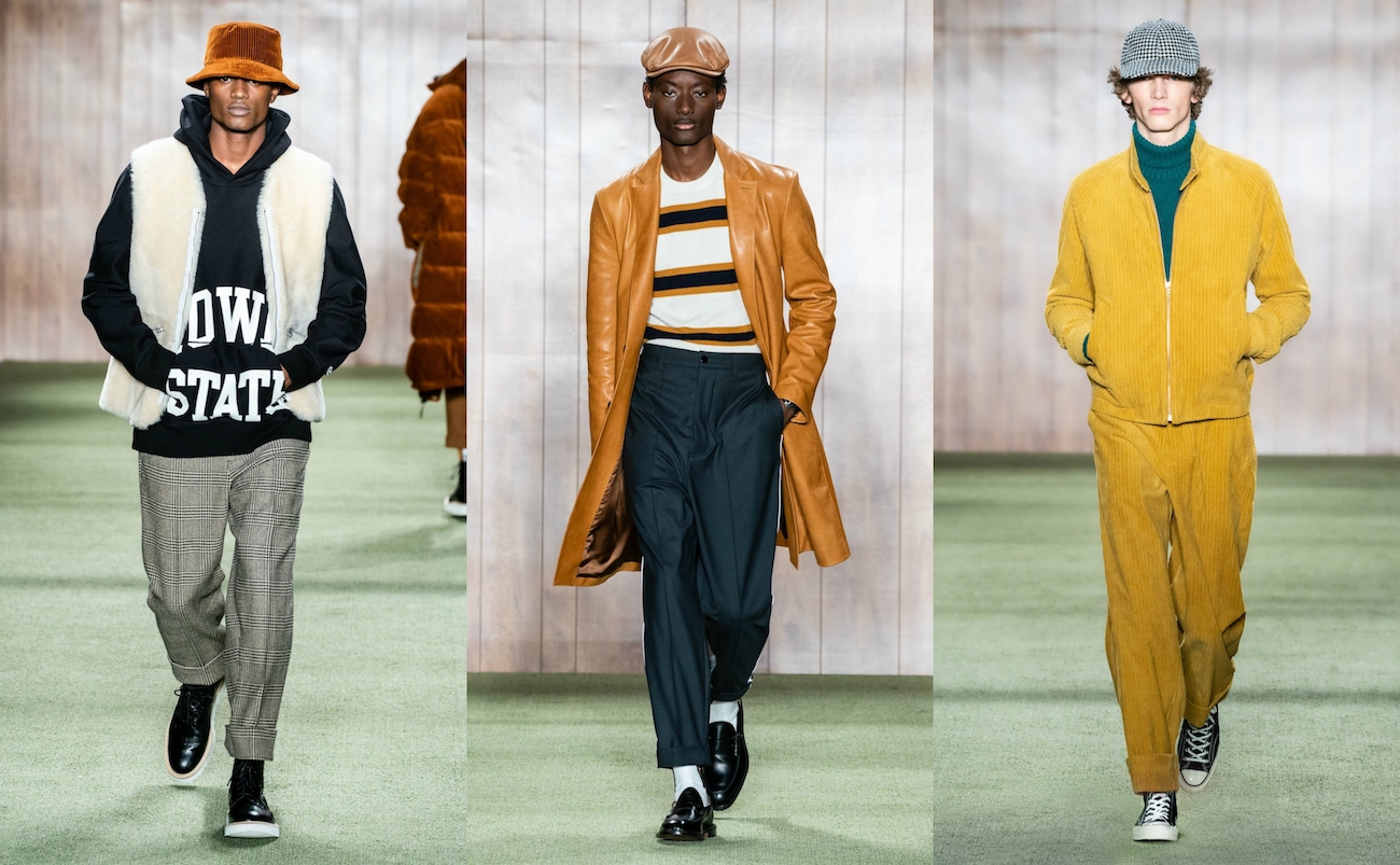 NYFWM: Todd Snyder Autumn/Winter 2019 Collection