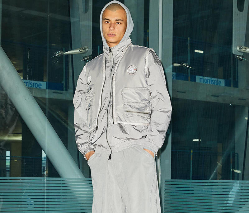 """032c Showcases """"Cosmic Workshop"""" Collection in New Lookbook"""