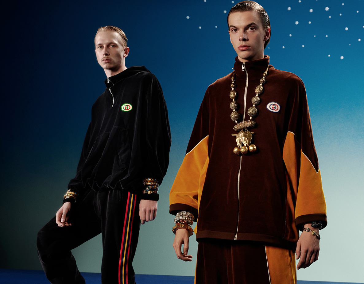 PAUSE or Skip: Gucci's Oversized Tracksuit