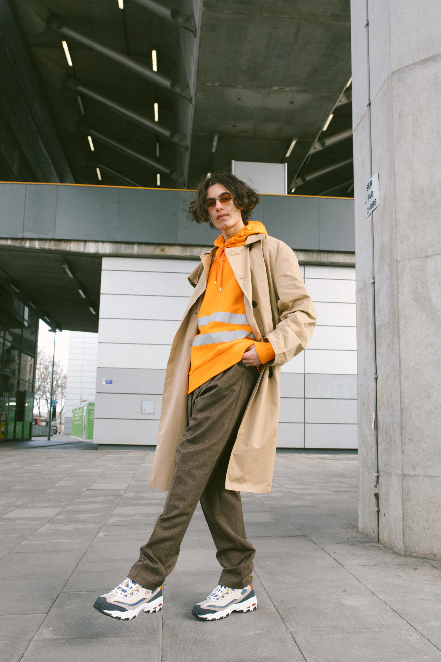 PAUSE x Skechers: Spring/Summer 2019 Editorial