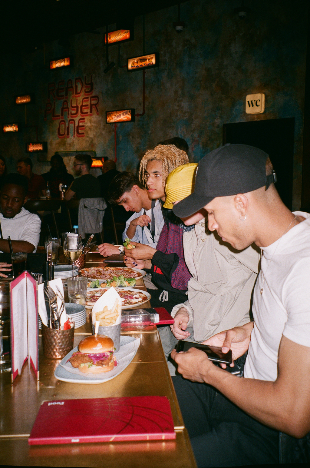 PAUSE Influencer Social At Puttshack, White City