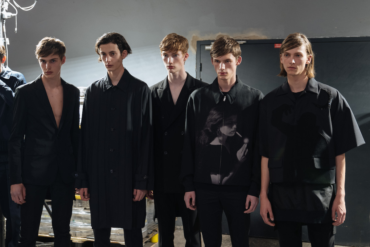 Backstage: Undercover SS20 Show