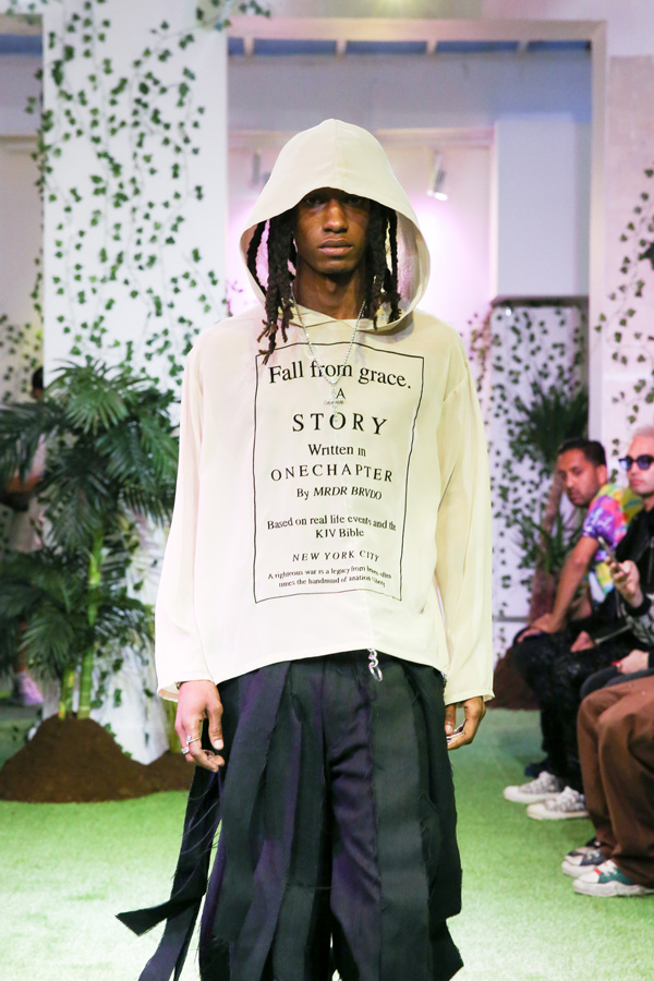 "PFW: ""WHO DECIDES WAR"" by Everard Best Spring/Summer 2020 Collection"