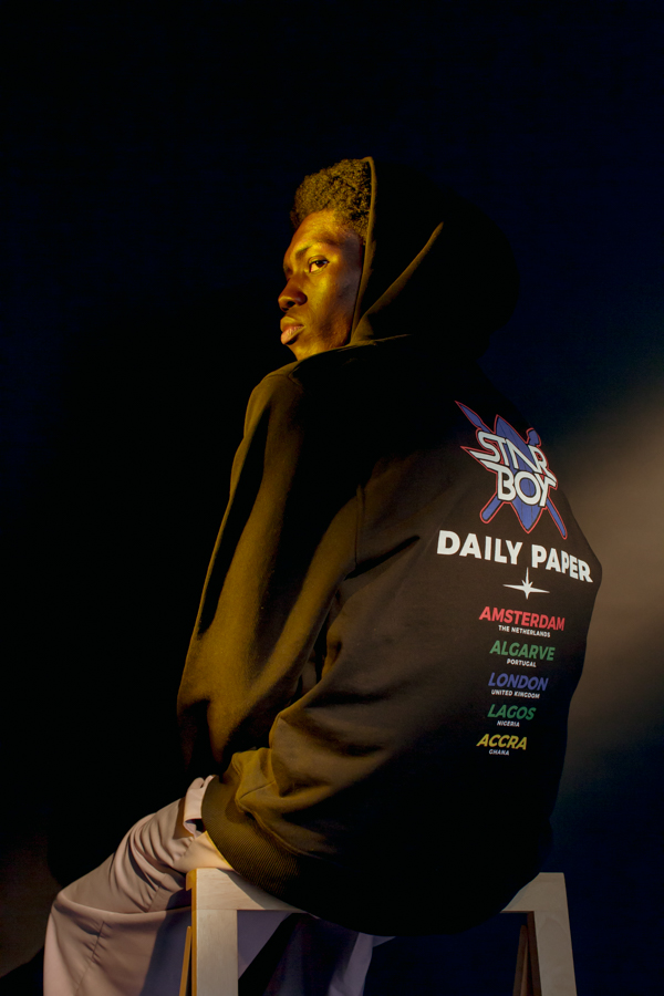 Daily Paper and STARBOY Launch Exclusive Streetwear Collection