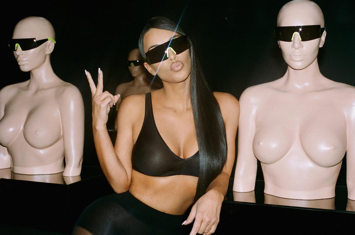 Kim Kardashian Releases Drop 2 of Sunglasses Collab with Carolina Lemke