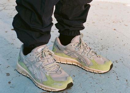 Awake NY & ASICS Collaborate On New Gel-Kayano 5 360