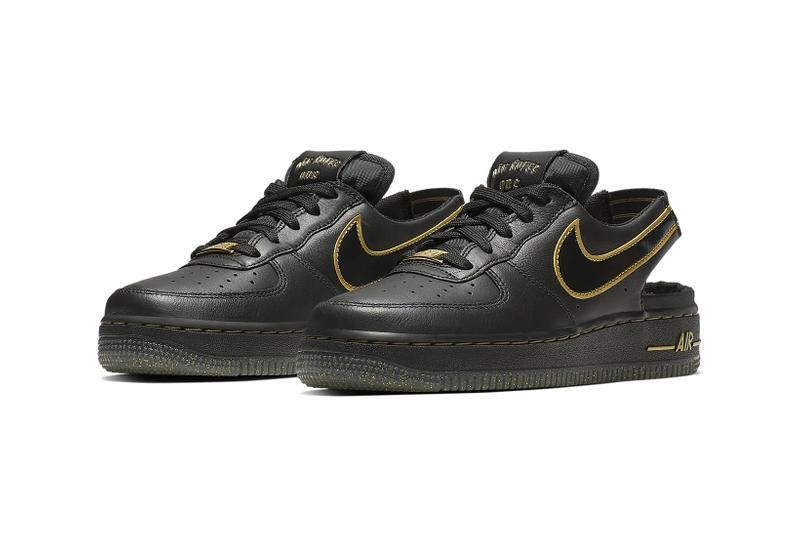PAUSE or Skip: Nike Slingback Air Force 1